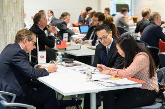 HENGELO - 20161027 - International Business Forum bij het World Trade Center Twente.